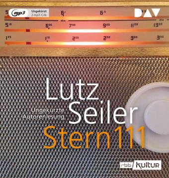 Stern 111, 2 mp3-CDs