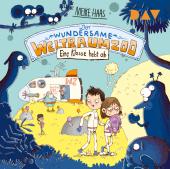 Der wundersame Weltraumzoo - Eine Klasse hebt ab, 2 Audio-CD Cover