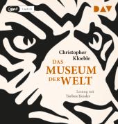 Das Museum der Welt, 1 Audio-CD, MP3