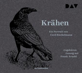Krähen. Ein Portrait, 2 Audio-CD