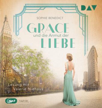 Grace und die Anmut der Liebe, 1 Audio-CD, 1 MP3