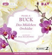 Das Mädchen Orchidee, 2 Audio-CD, MP3