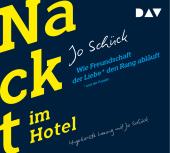 Nackt im Hotel, 4 Audio-CDs