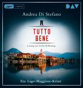 Tutto Bene. Ein Lago-Maggiore-Krimi, 1 Audio-CD, MP3 Cover
