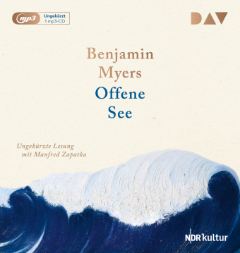 Offene See, 1 Audio-CD, MP3