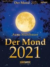 Der Mond 2021 Abreißkalender