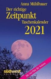 Der richtige Zeitpunkt 2021 Taschenkalender