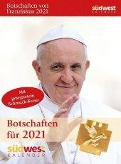 Botschaften von Franziskus 2021 Abreißkalender
