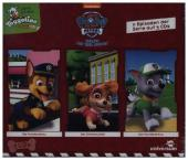 PAW Patrol Hörspielbox, 3 Audio-CD Cover