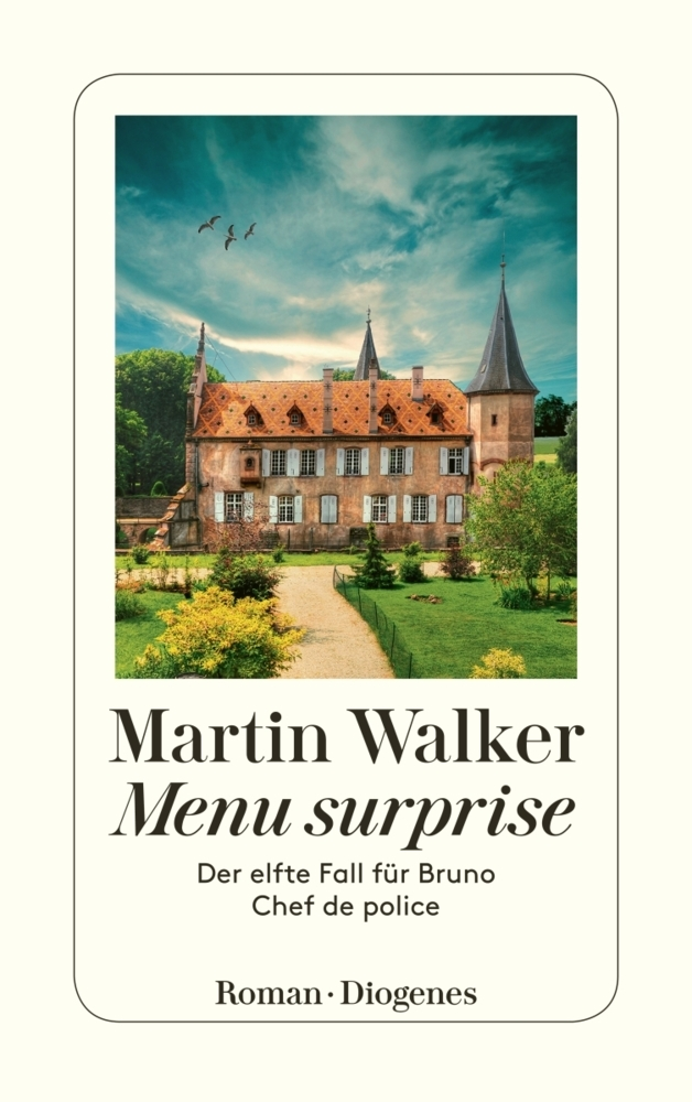 Martin Walker Band 11: Menu surprise