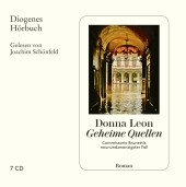 Geheime Quellen, 7 Audio-CD Cover