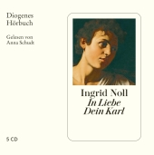 In Liebe dein Karl, 5 Audio-CD Cover