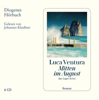Mitten im August, 6 Audio-CD