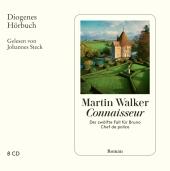 Connaisseur, 8 Audio-CD Cover