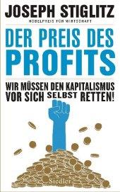 Der Preis des Profits Cover