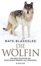 Die Wölfin Cover