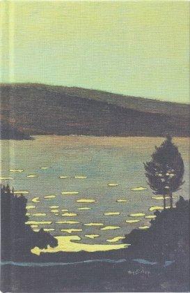 Notizbuch Strindberg, blanko, Format: 9,5 x 15 cm