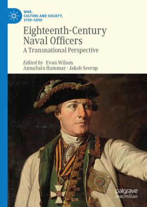 Eighteenth-Century Naval Officers