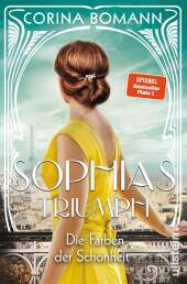 Die Farben der Schönheit - Sophias Triumph Cover