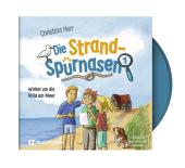 Die Strandspürnasen - Wirbel um die Villa am Meer, 1 Audio-CD