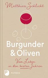 Burgunder & Oliven Cover