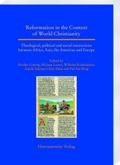 Reformation in the Context of World Christianity