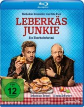 Leberkäsjunkie, 1 Blu-ray Cover