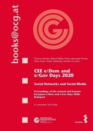 CEE e Dem and e Gov Days 2020