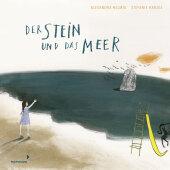 Der Stein und das Meer - Nominiert für den Deutschen Jugendliteraturpreis 2021