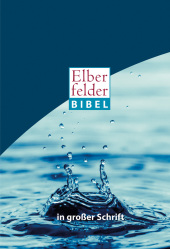 Elberfelder Bibel in großer Schrift
