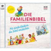 Die Familienbibel, Audio-CD