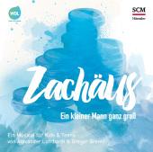 Zachäus, Audio-CD