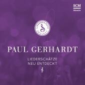 Paul Gerhardt - Liederschätze neu entdeckt, Audio-CD Cover