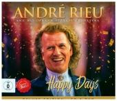 Happy Days (Deluxe Edition), 1 Audio-CD + 1 DVD