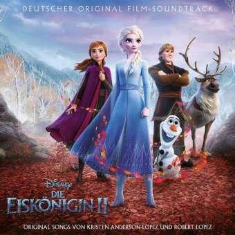 Die Eiskönigin 2 (Frozen 2), 1 Audio-CD