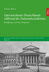 Opernorchester Deutschlands während des Nationalsozialismus