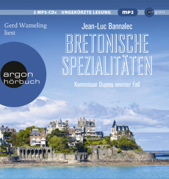 Bretonische Spezialitäten, MP3-CD