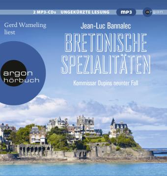 Bretonische Spezialitäten, 2 Audio-CD, MP3