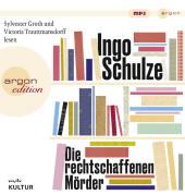 Die rechtschaffenen Mörder, 2 Audio-CD, MP3