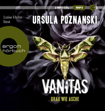 Vanitas - Grau wie Asche, 2 Audio-CD, MP3