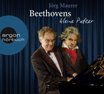 Beethovens kleine Patzer, 1 Audio-CD