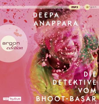Die Detektive vom Bhoot-Basar, 2 Audio-CD, MP3