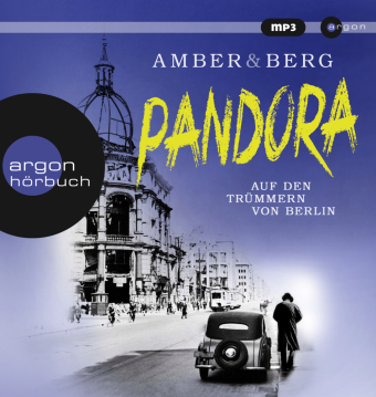 Pandora, 2 Audio-CD, MP3