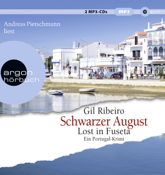 Schwarzer August, 2 Audio-CD, MP3