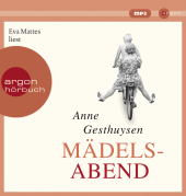 Mädelsabend, 1 Audio-CD, MP3 Cover