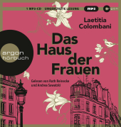 Das Haus der Frauen, 1 Audio-CD, MP3 Cover