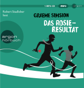 Das Rosie-Resultat, 1 Audio-CD, MP3 Cover