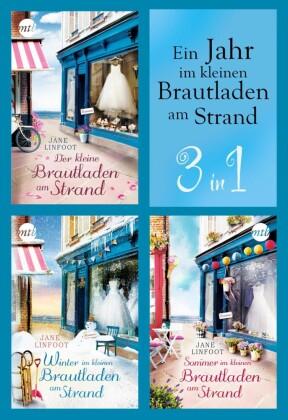 Ein Jahr im kleinen Brautladen am Strand (3in1)