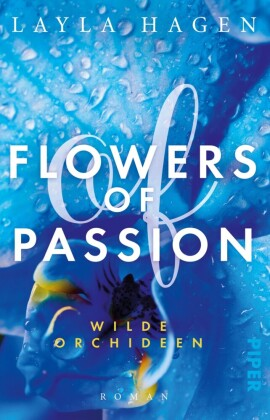 Flowers of Passion - Wilde Orchideen
