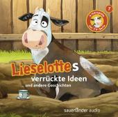 Lieselottes verrückte Ideen, 1 Audio-CD Cover